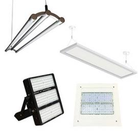 Overhead and Hanging LED Fixtures
