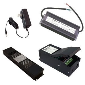LED Power Supplies, Drivers and Plug-in Adapters | Diode LED