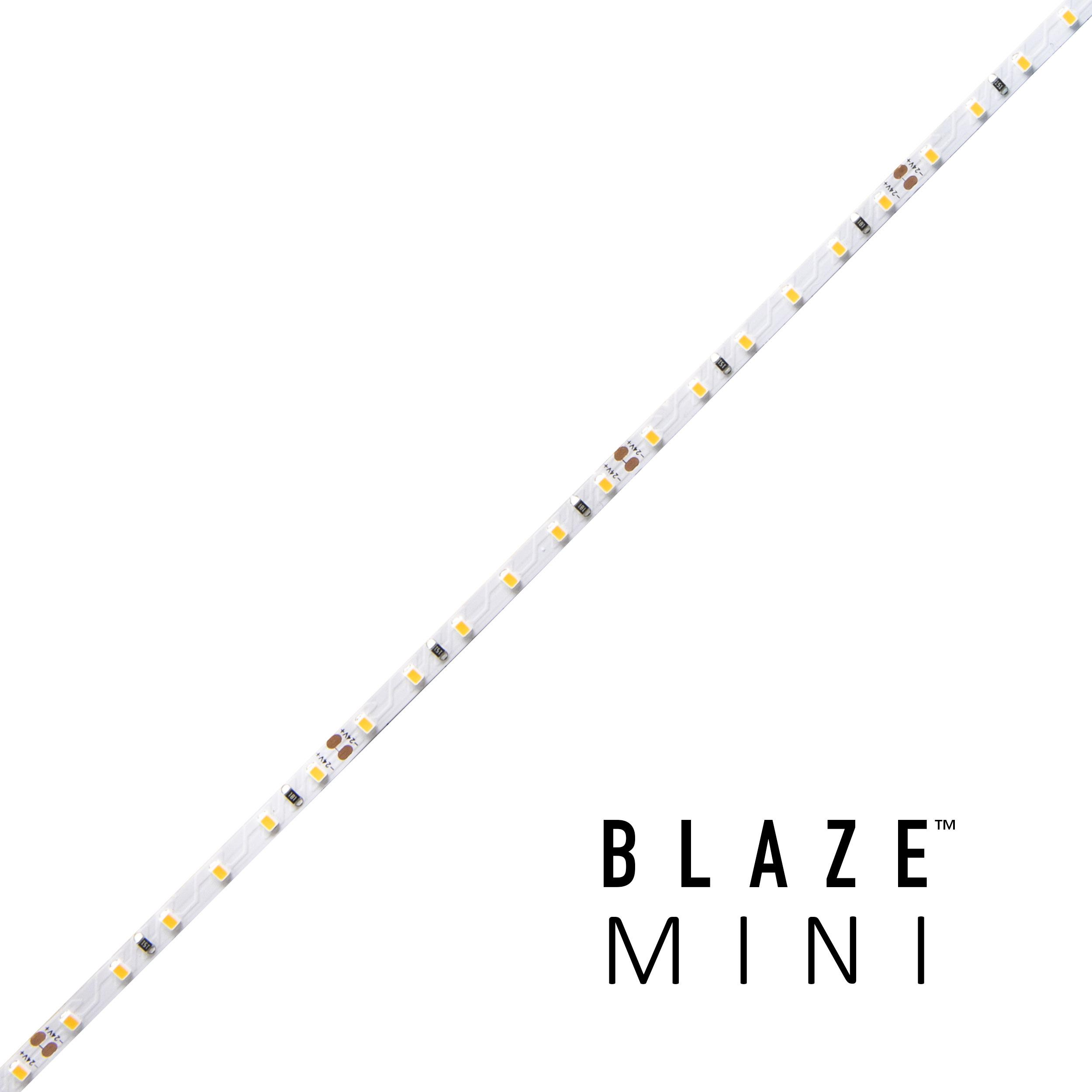BLAZE™ MINI 4mm LED Tape Light (Tape/Strip Light)