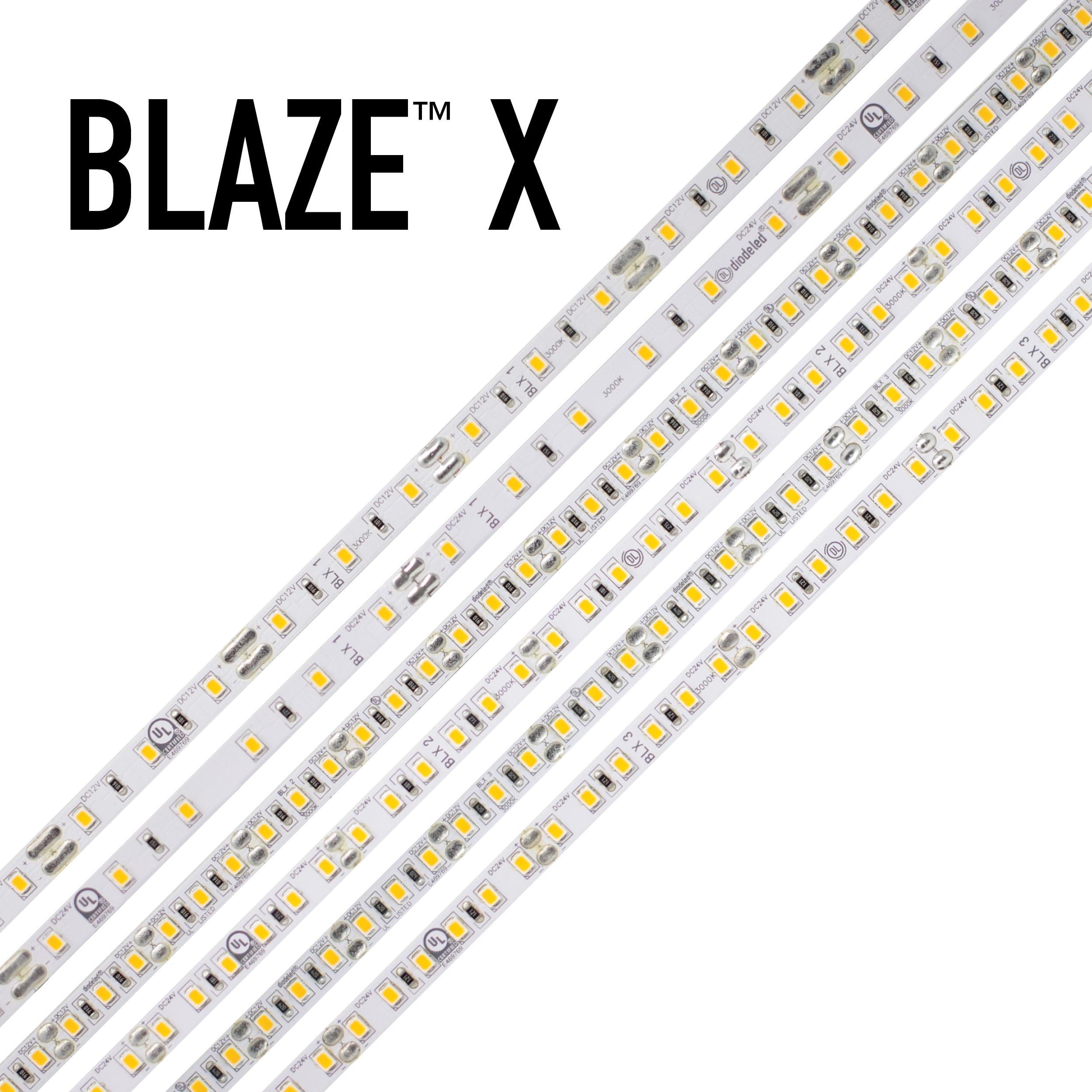 BLAZE™ X LED Tape Light