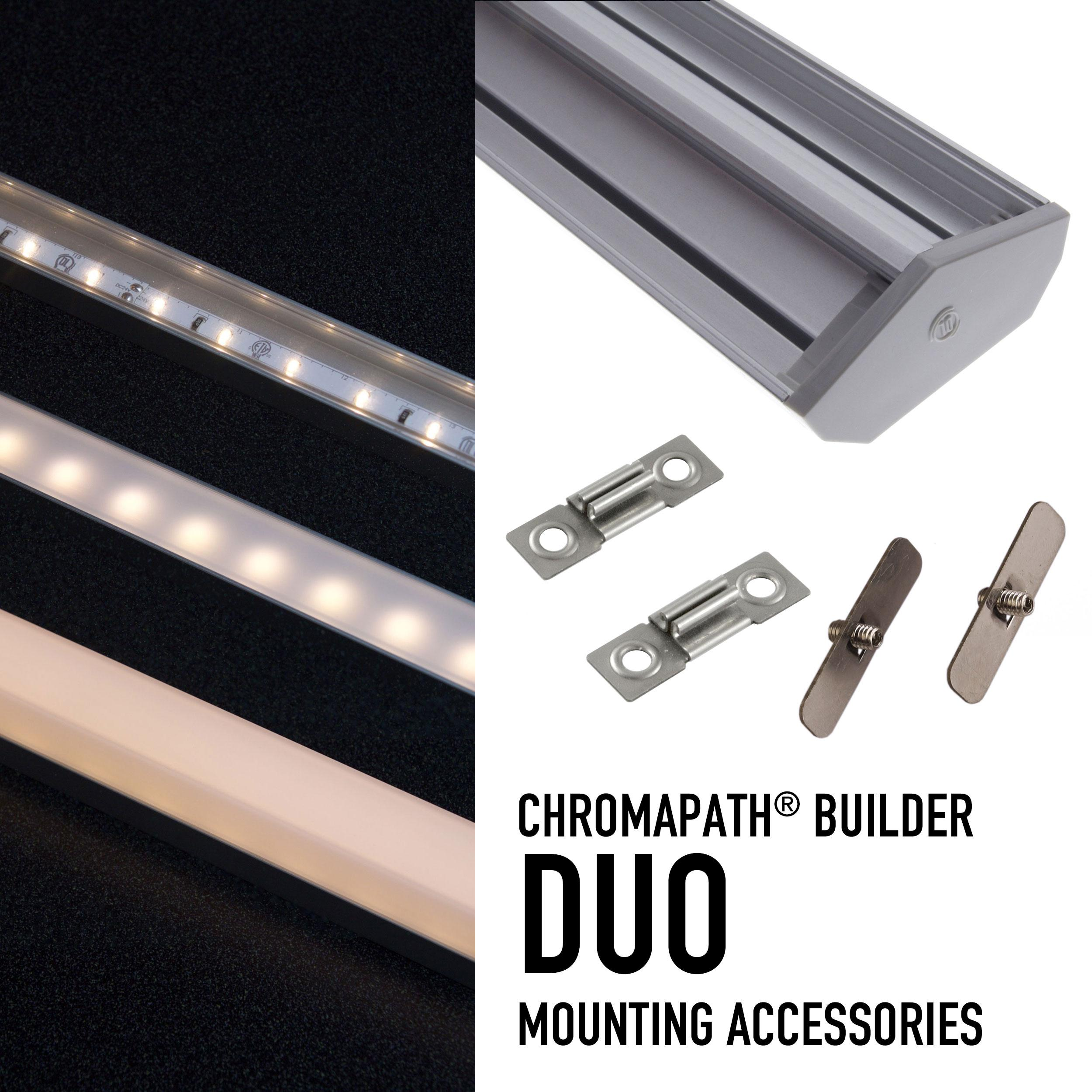 CHROMAPATH® Builder Channels & Accessories - DUO