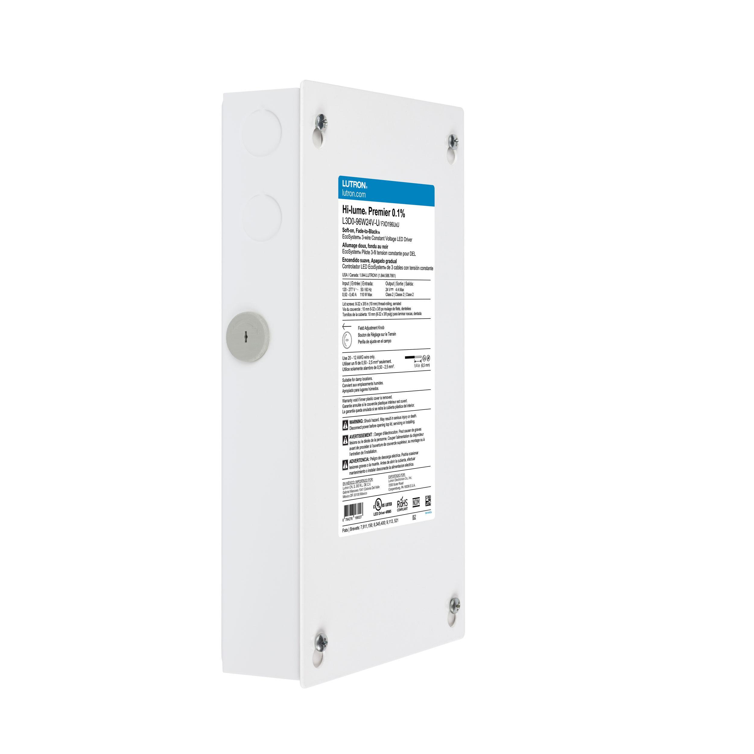 Lutron® Hi-lume Premier 0.1% LED driver