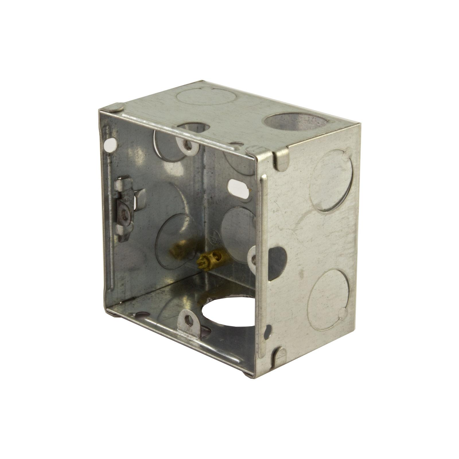 Wall mount dmx accessory square pro junction box diode led square pro junction box sciox Choice Image
