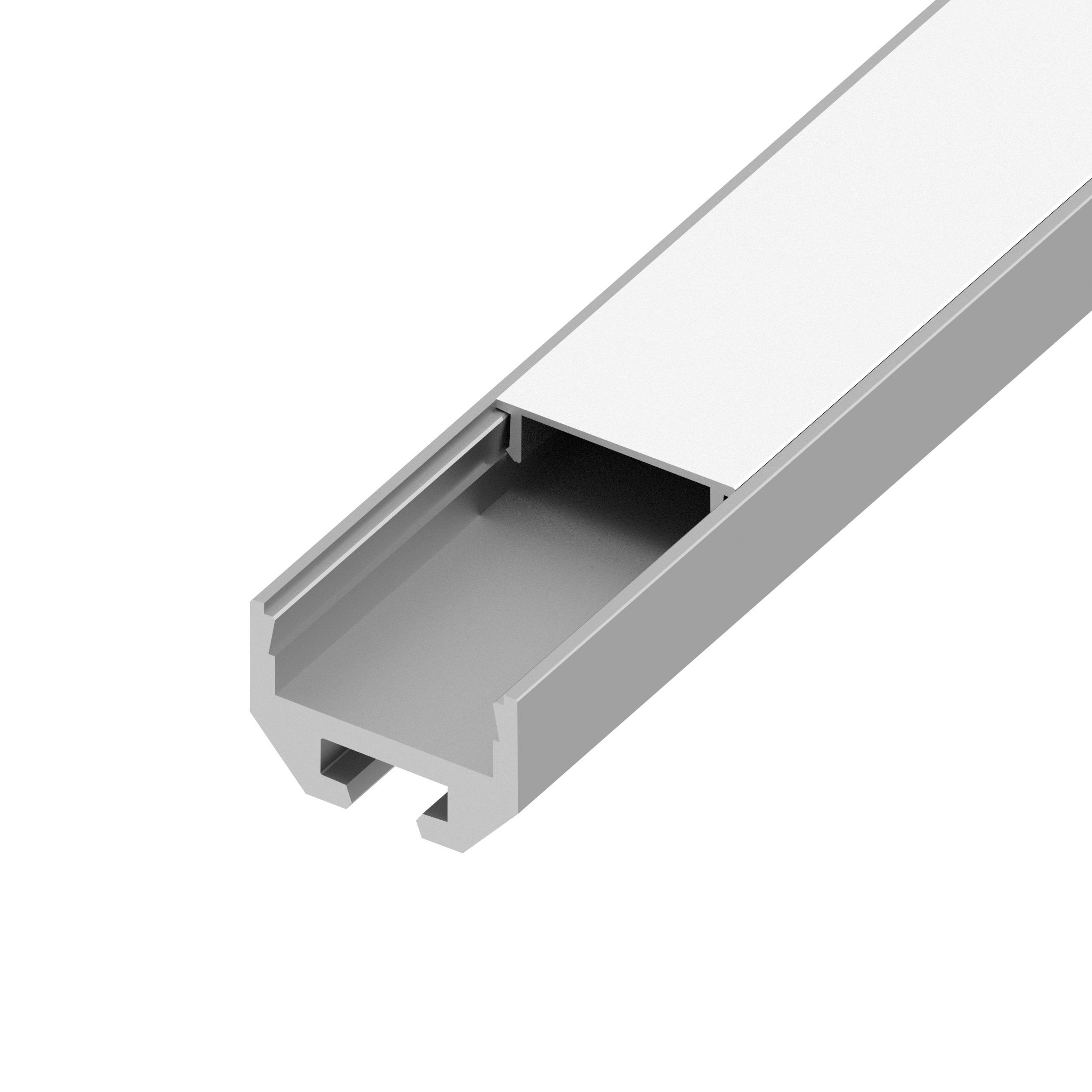 CHROMAPATH® Builder Channels & Accessories - SQUARE