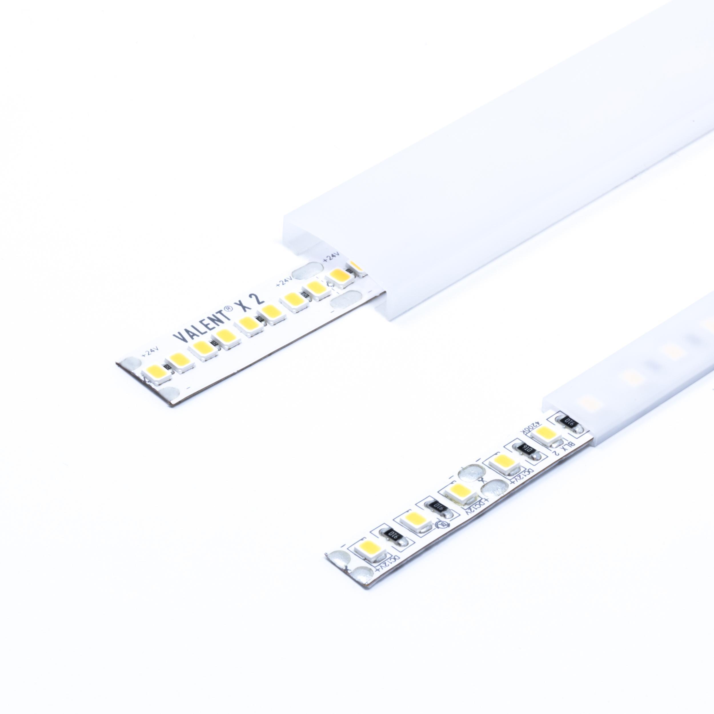 TAPEGUARD® LED Tape Light Cover