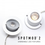 SPOTMOD® 2 Dimmable LED Fixture
