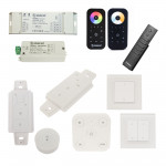 Touchdial Control System