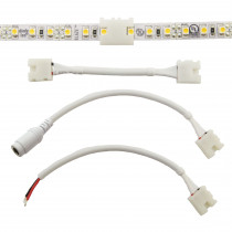 CLICKTIGHT® Tape Light Connectors