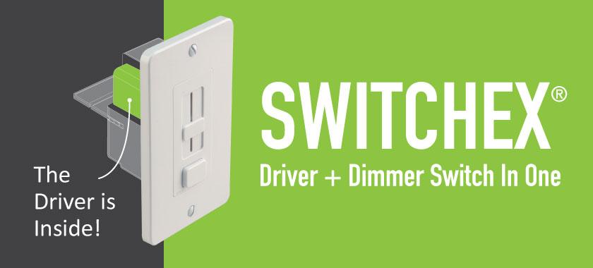 Led switches dimmers and color controllers diode led aloadofball Choice Image