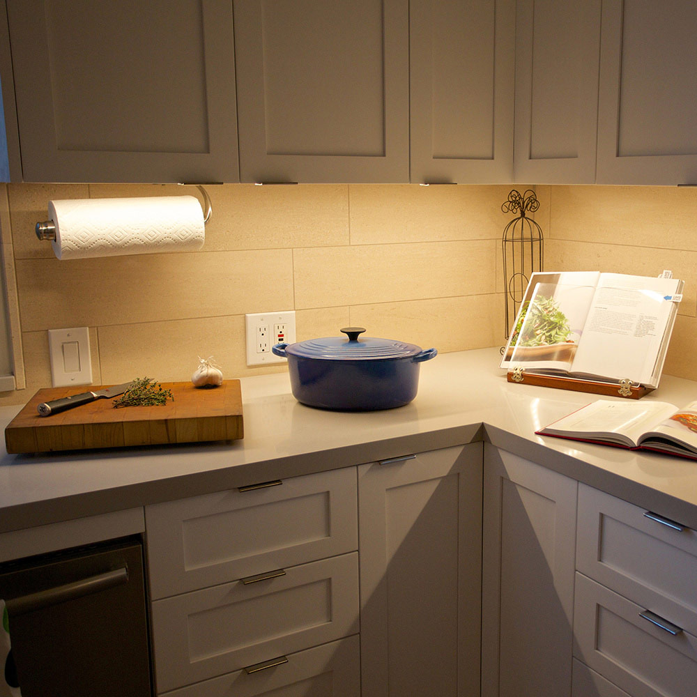 ElementalLED Lighting, Kitchen Install