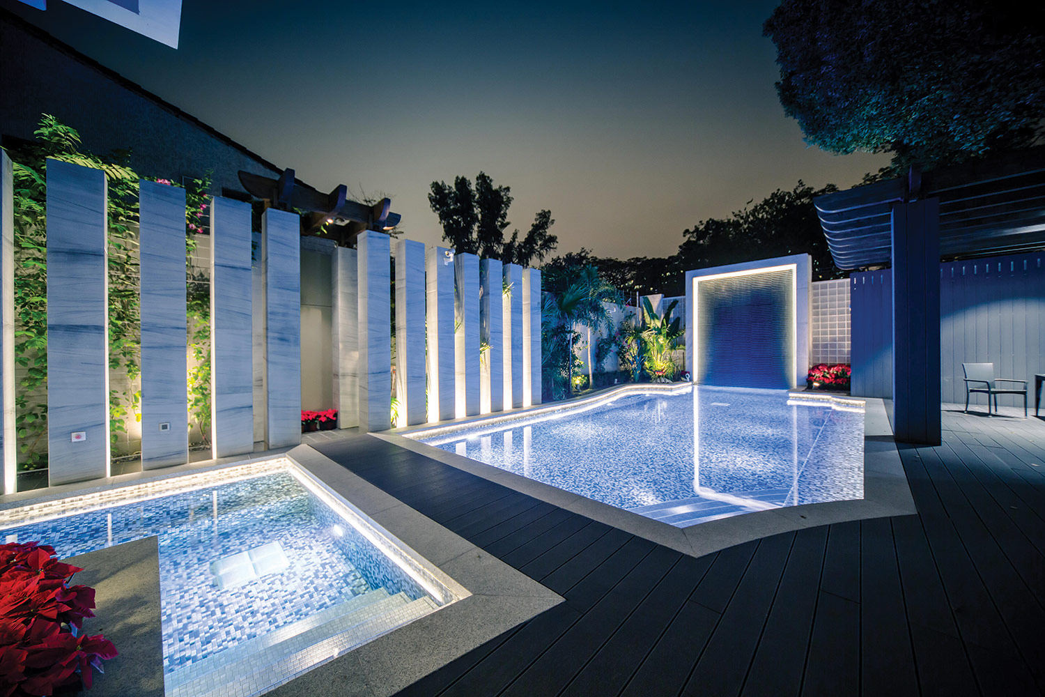 Luxury Pool Lighting Diode Led