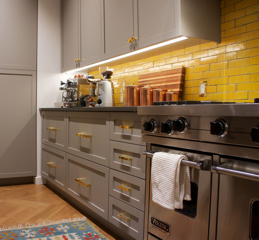 Under-Cabinet Kitchen Lighting with Premium Diffusion