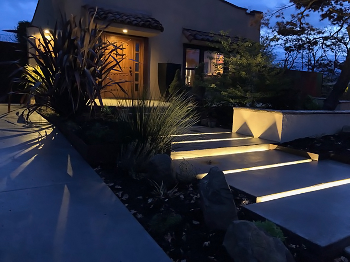 Path Lighting with NEON BLAZE™