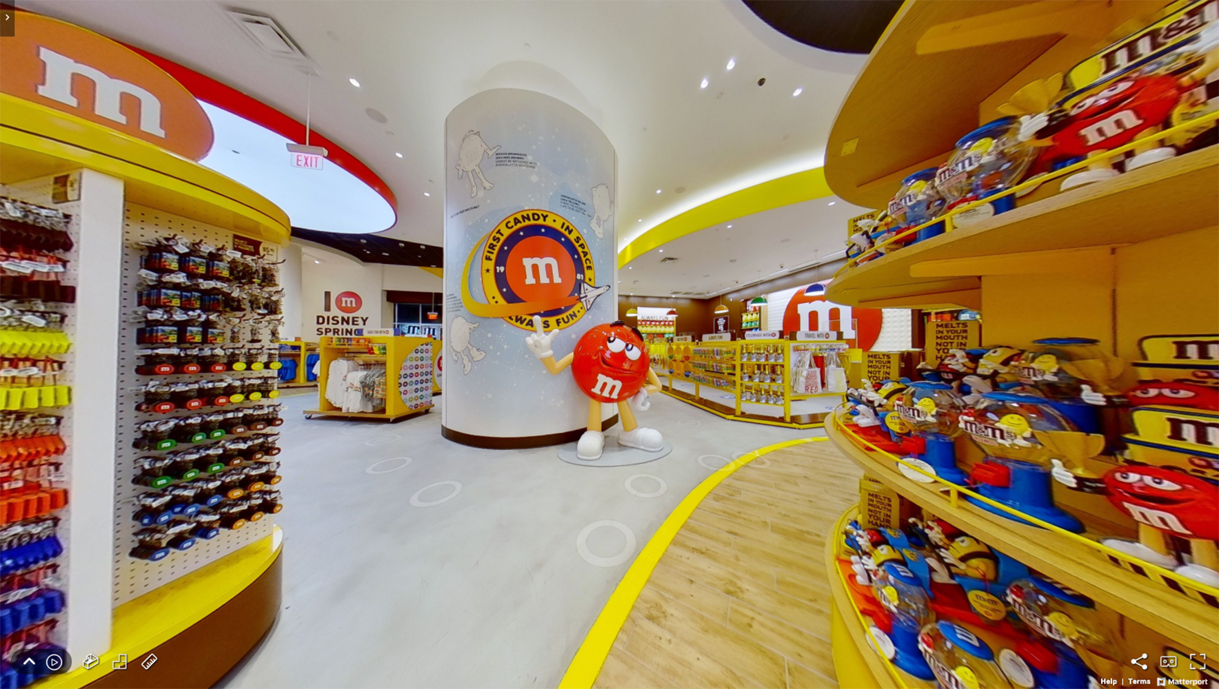 M&M's Store (Disney Springs, FL)